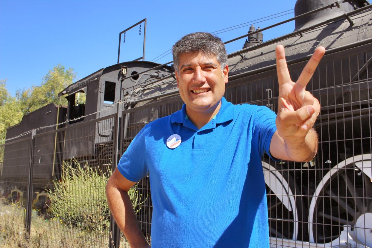 """Heinrich Wittig, candidato a alcalde: """"Necesitamos una administración que recupere Villa Alemana para la comunidad"""""""