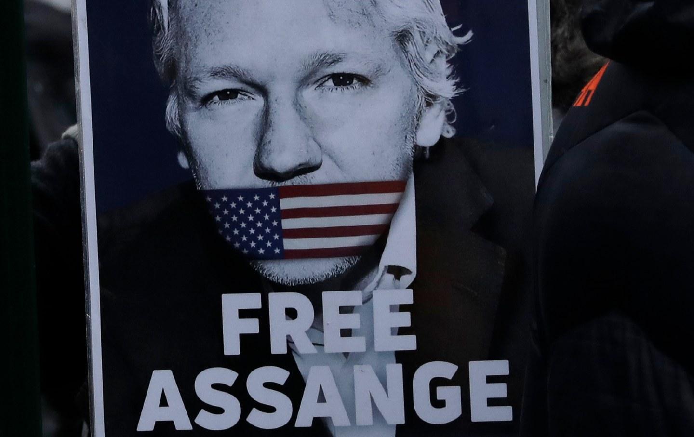 """""""Nunca ha sido un enemigo"""": relator de la ONU pide liberación de Assange"""