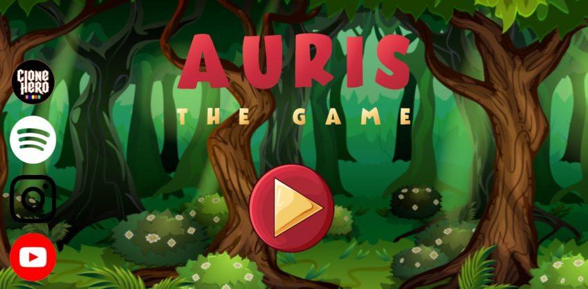 Auris sorprende esta navidad regalando su primer videojuego
