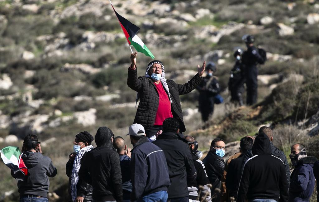 Autoridad Palestina exige medidas para detener expansión de Israel