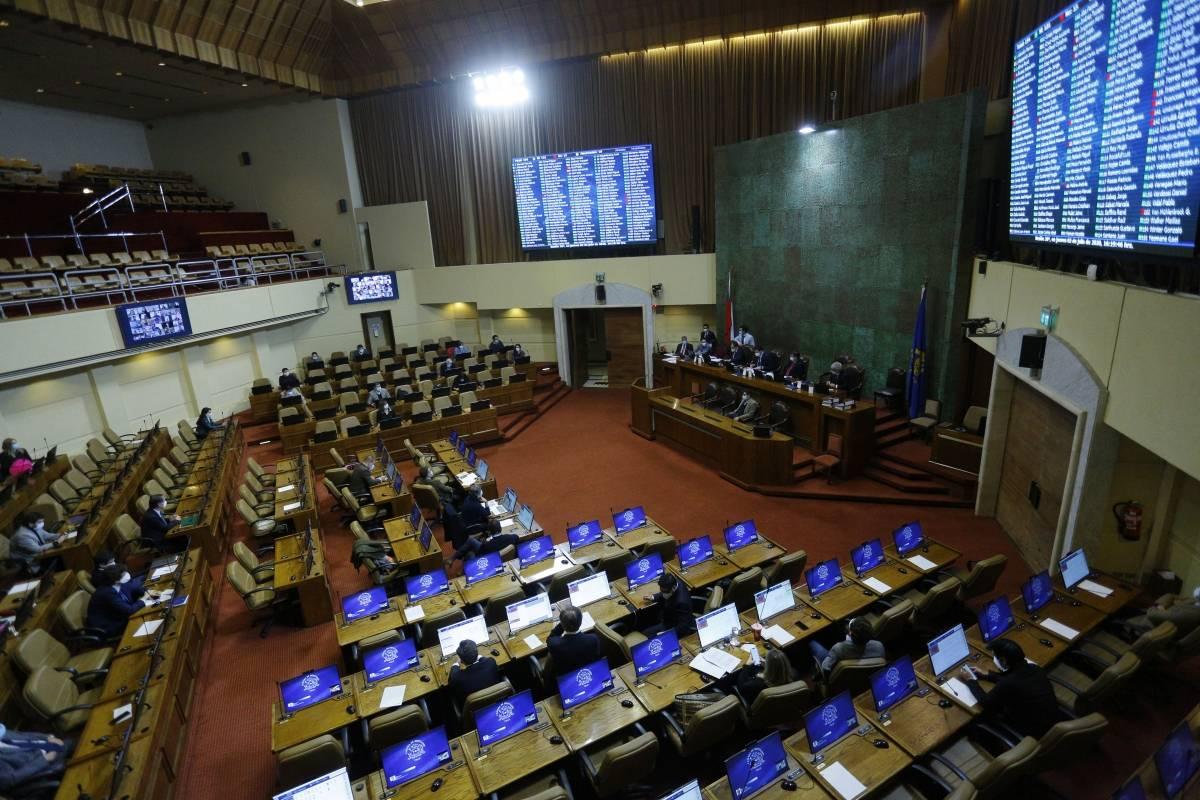 Cámara de Diputados despachó a ley proyecto de reajuste escalonado del sector público