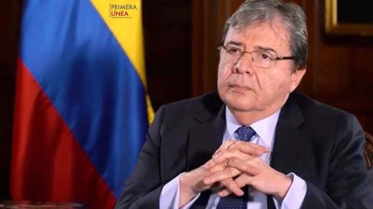 """Colombia calificó de """"calumnia"""" acusación de Venezuela de asesinar a Maduro el día de las elecciones parlamentarias"""