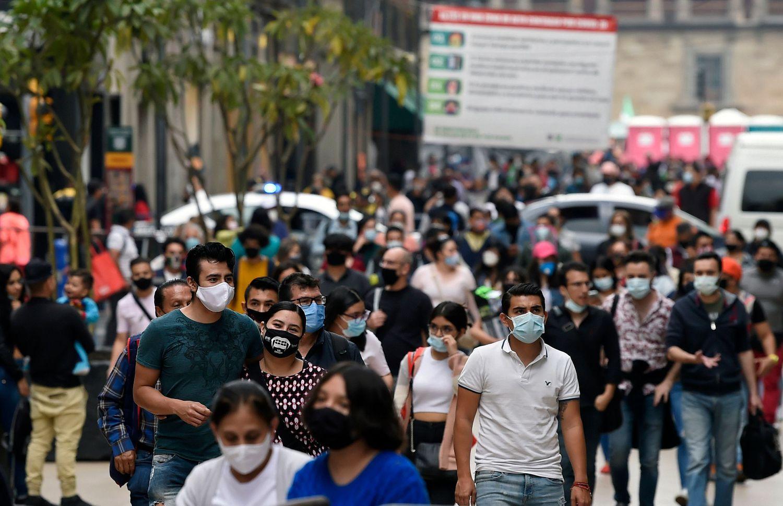 Confirman el primer caso de la cepa británica en México
