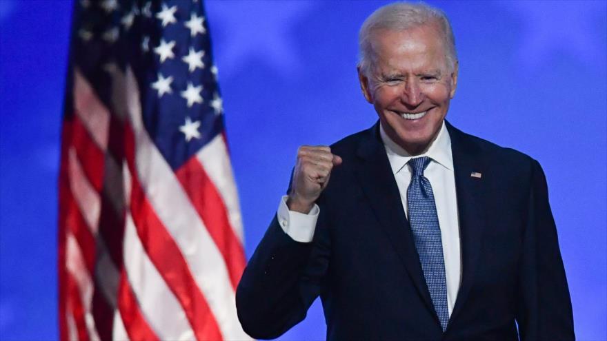 Biden ordenará parar obras de muro fronterizo y regresar a OMS el primer día de su mandato