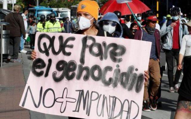 Colombia: asesinan a defensor ambiental y a líder indígena