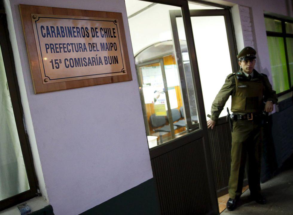 Carabinero imputado por golpiza a Mario Acuña dice que «no conoce» identidad de policías que participaron en el hecho