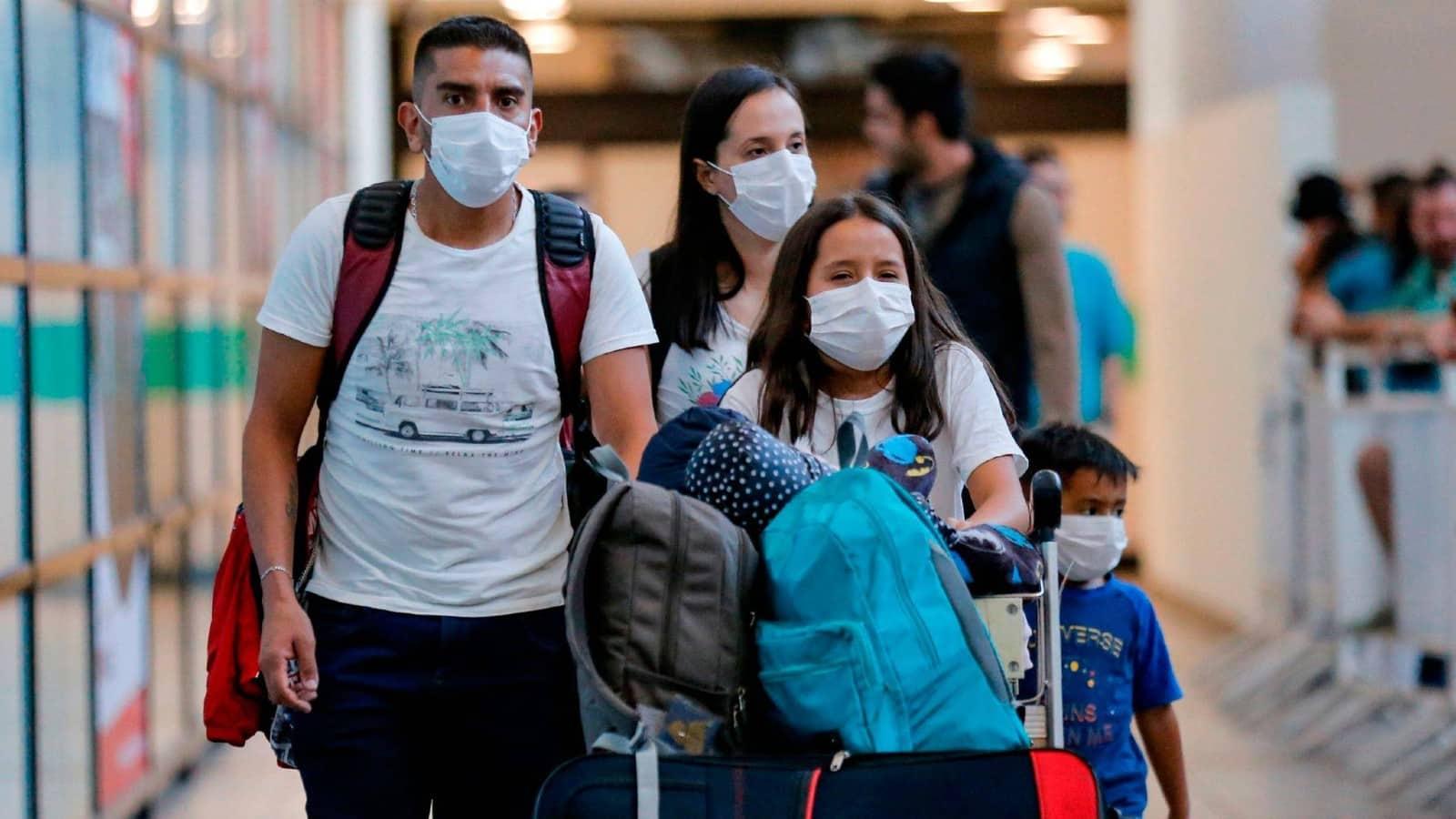 Desde el lunes, quienes tengan pase de movilidad podrán salir del país desde el aeropuerto Arturo Merino Benítez