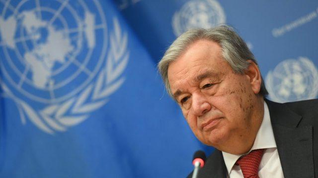 Jefe de la ONU advierte que vacunas son  insuficientes para frenar destrucción del nuevo coronavirus