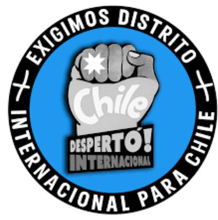 La histórica demanda de un Distrito Internacional de la Comunidad Chilena en el extranjero se juega hoy en la Cámara de Diputados