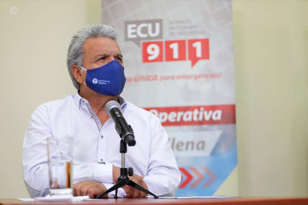 Ecuador decreta estado de excepción ante nueva cepa del COVID-19
