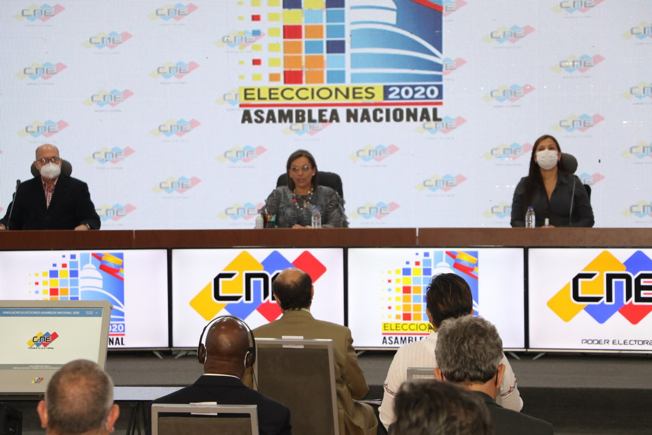 elecciones venezuela veedores