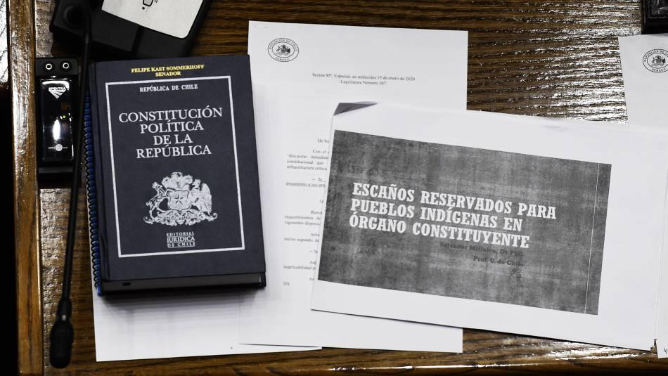 """Cacicado de Cunco califica de """"acto discriminatorio"""" propuesta sobre escaños reservados"""