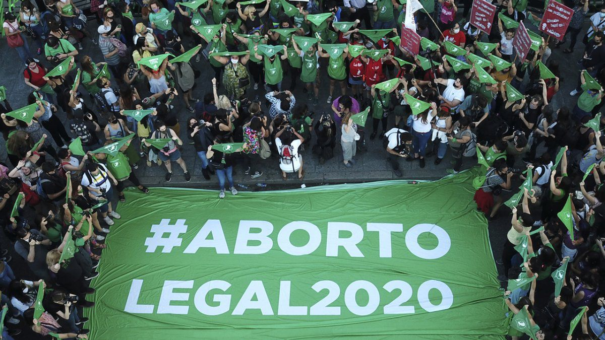 Senado argentino debatirá el martes aprobación de ley sobre el aborto