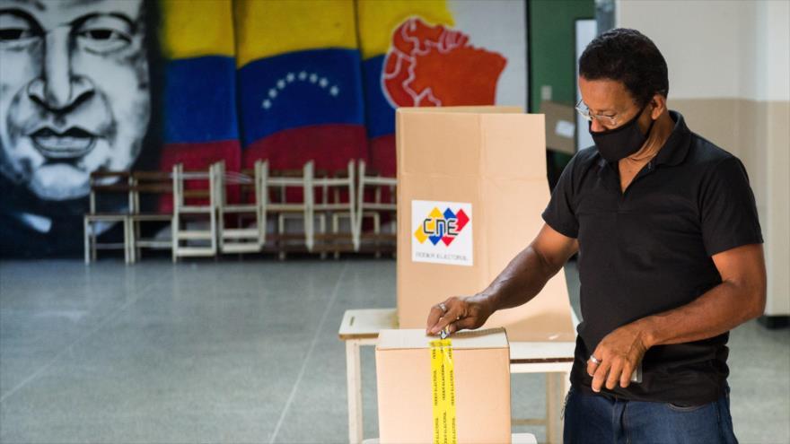 """""""Sin incidentes"""": Grupo de Puebla saluda realización de elecciones en Venezuela"""