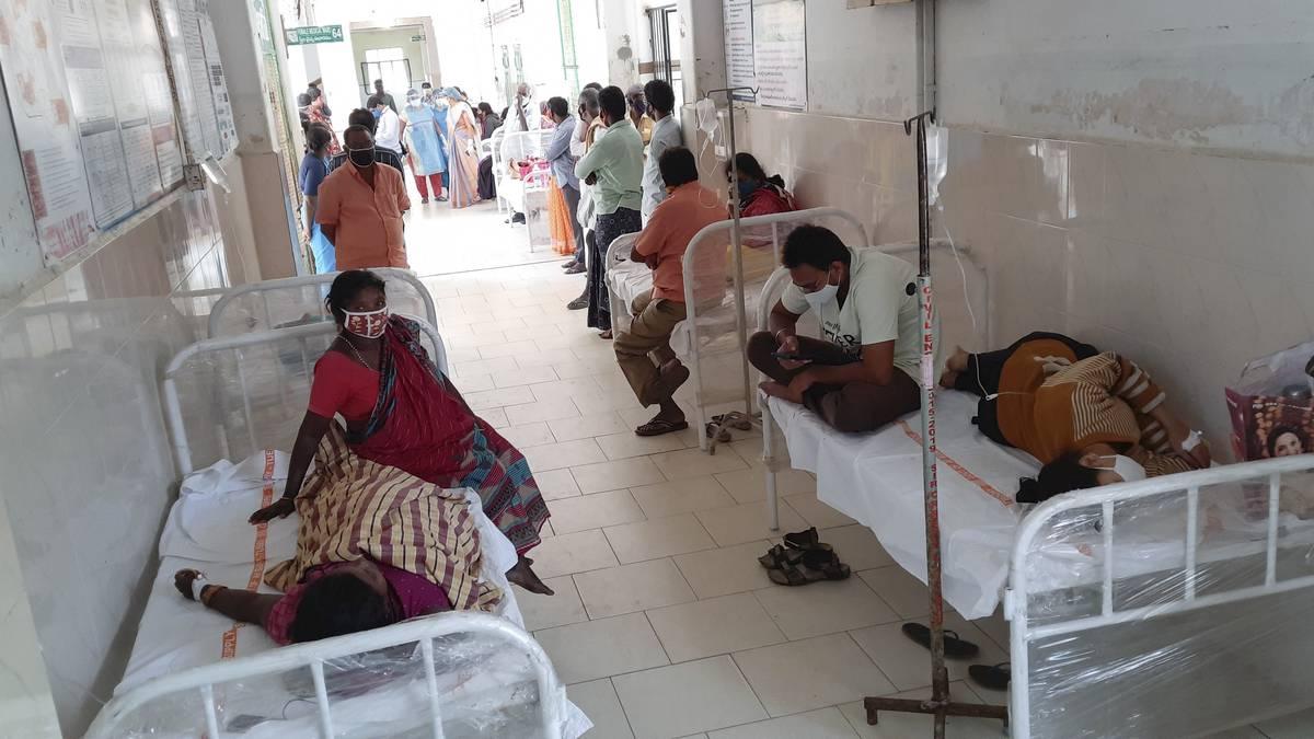 Once pacientes mueren por falta de oxígeno en un hospital de India
