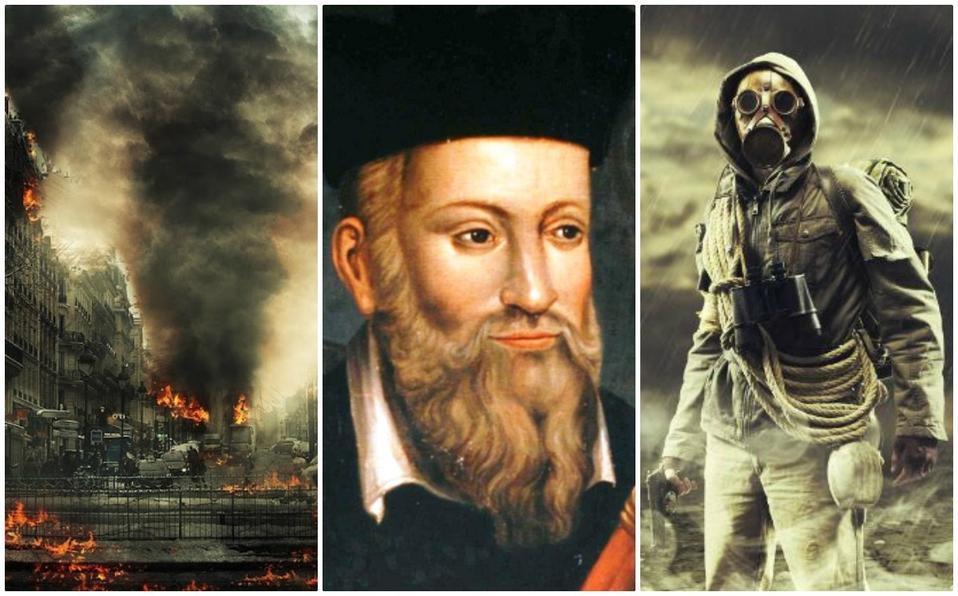 Según Nostradamus el 2021 será peor que el 2020
