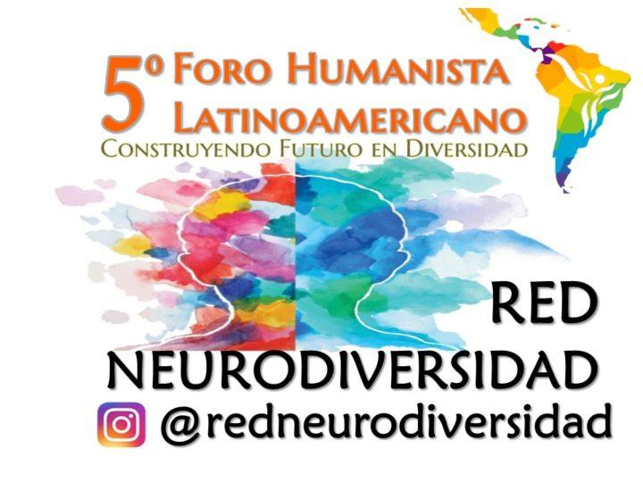 Red Neurodiversidad se presentó en Foro Humanista Latinoamericano
