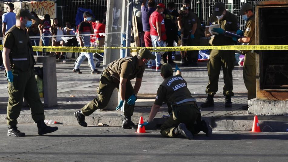Balacera en Maipú atiza el  debate político y los actores se endosan culpas sobre aumento de la violencia