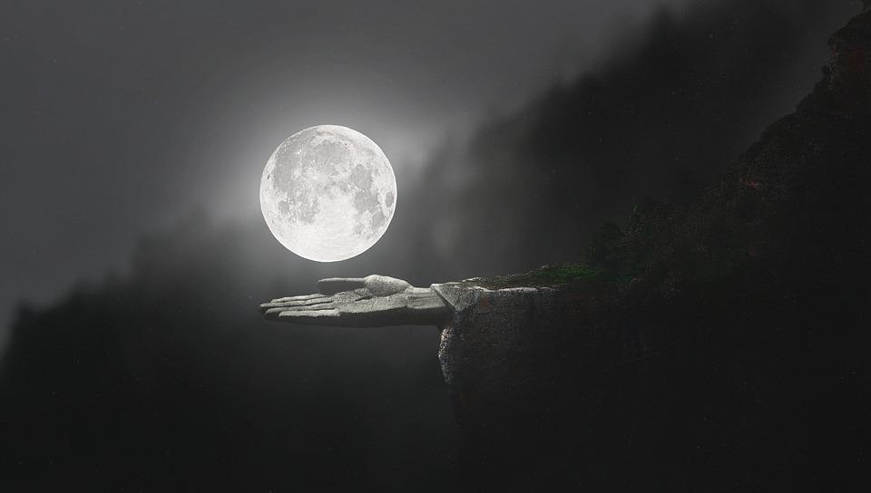 ¿Cuánto planea pagar la Nasa por una muestra de polvo lunar?