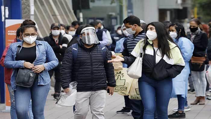América Latina finaliza el 2020 como una de las regiones más afectada por la pandemia