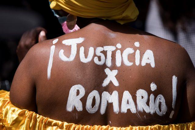 Corte de La Serena confirma prisión preventiva a capitán del Ejército imputado por el homicidio de Romario Veloz