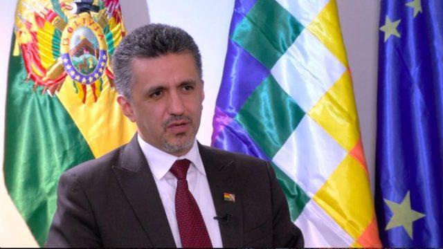 Eligen al boliviano Sacha Llorenti como nuevo secretario general de la ALBA-TCP