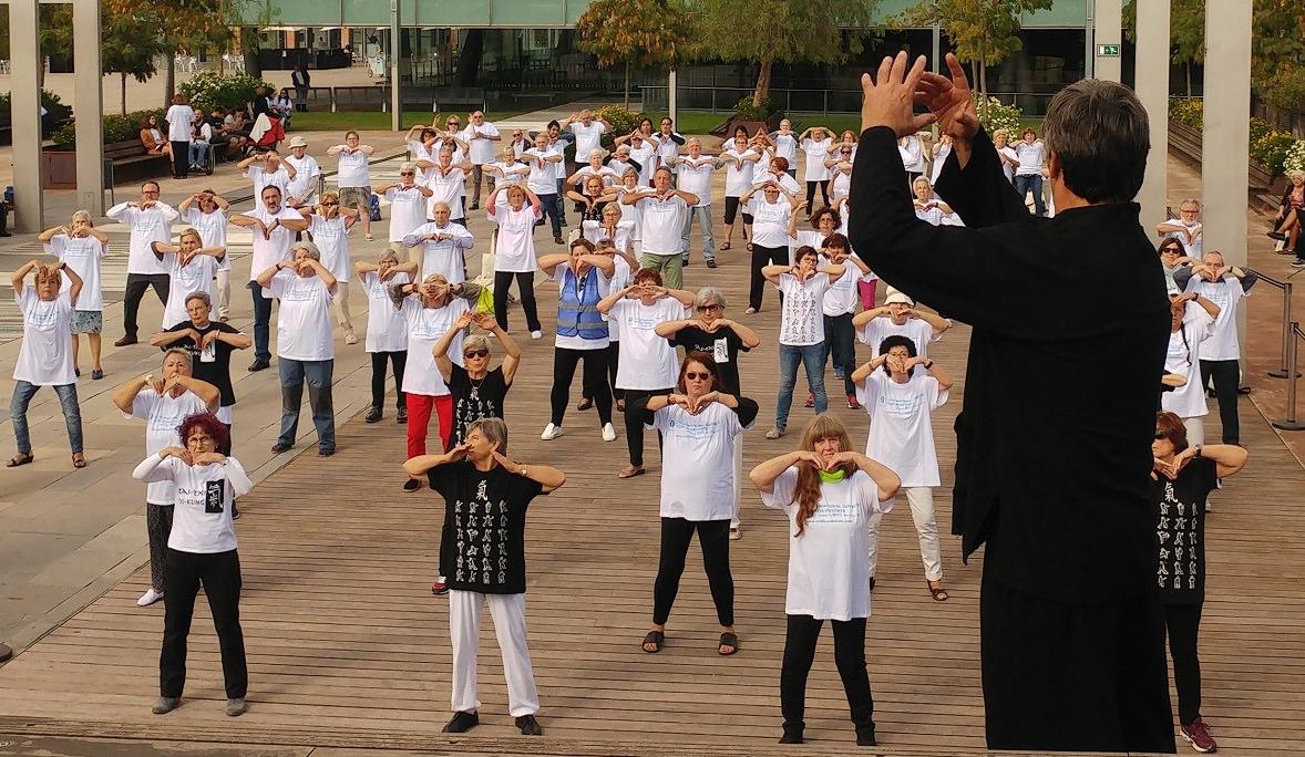 Tai chi chino fue declarado por la Unesco patrimonio cultural inmaterial de la humanidad