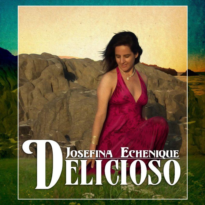 "Escucha ""Delicioso"", el nuevo single de Josefina Echenique"