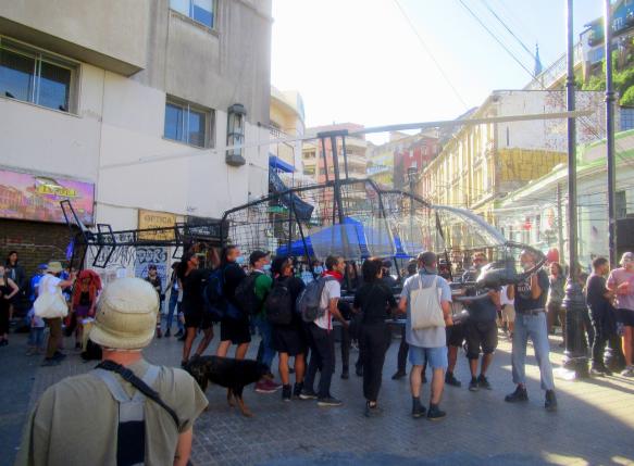 Vuelo de justicia en Valparaíso