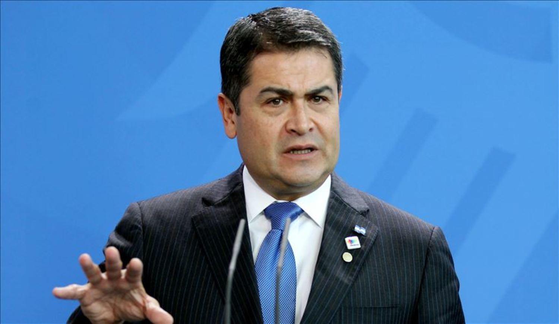 EE.UU. acusa al presidente de Honduras de proteger a narcotraficante a cambio de sobornos
