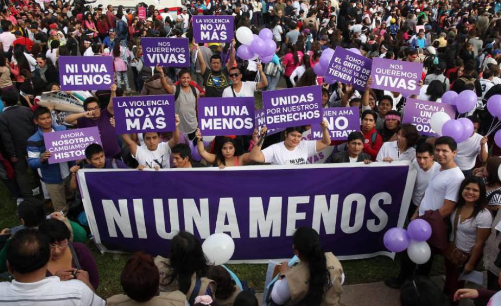 Durante 2020 se cometieron en Perú 132 feminicidios