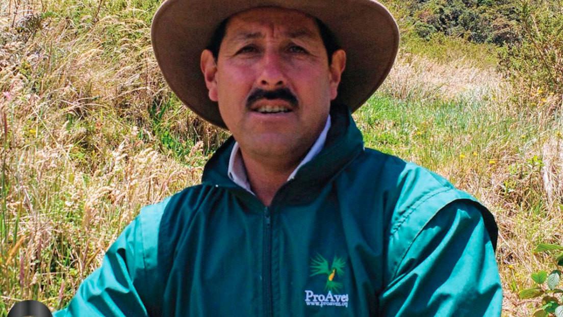 Encuentran muerto a líder ambientalista colombiano desaparecido hace varios días