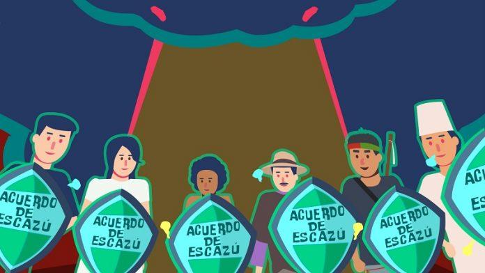 Acuerdo de Escazú y el compromiso de Latinoamérica y el Caribe con la Madre Tierra