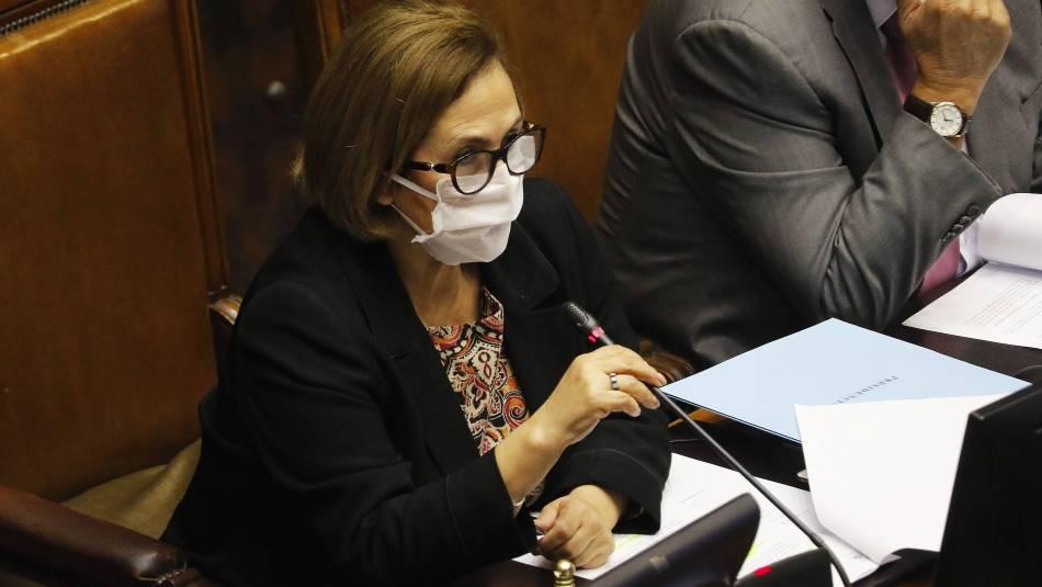 Presidenta del Senado reiteró posición ante el TPP-11: No estamos disponibles para tramitarlo