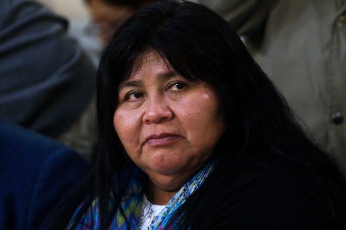 """Diputada Nuyado: """"Carabineros actuó de manera coludida para encubrir el homicidio"""" de Catrillanca"""