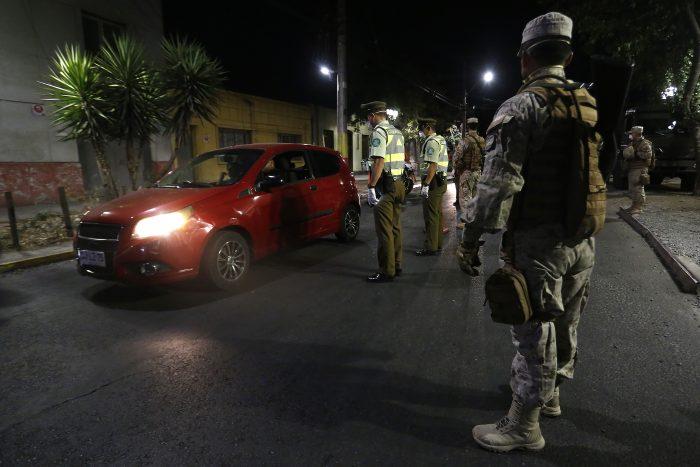 Detienen a nueve personas en fiesta clandestina en Valparaíso