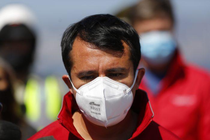 Seremi de Salud de Valparaíso devela irresponsabilidades en pandemia