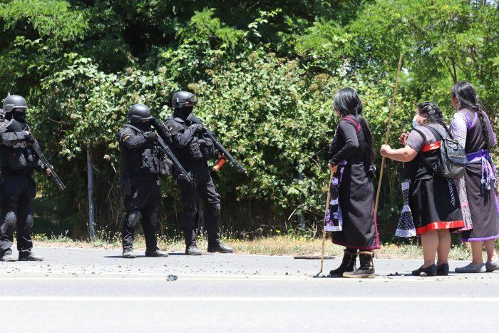 Audio filtrado confirma maltrato de PDI a adolescente mapuche
