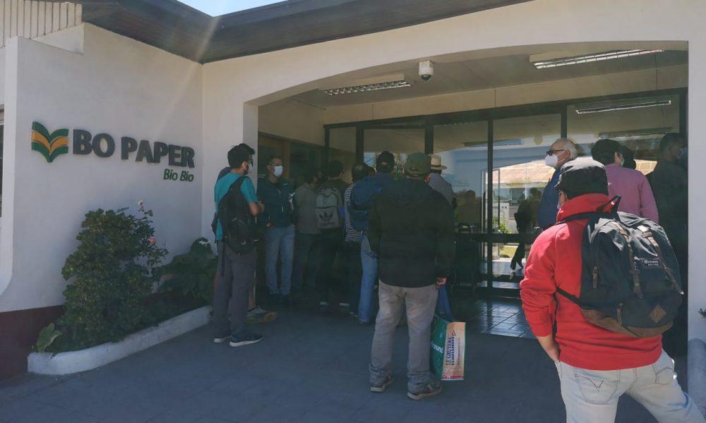 Ex Papelera Biobío cierra definitivamente y deja 260 trabajadores desempleados