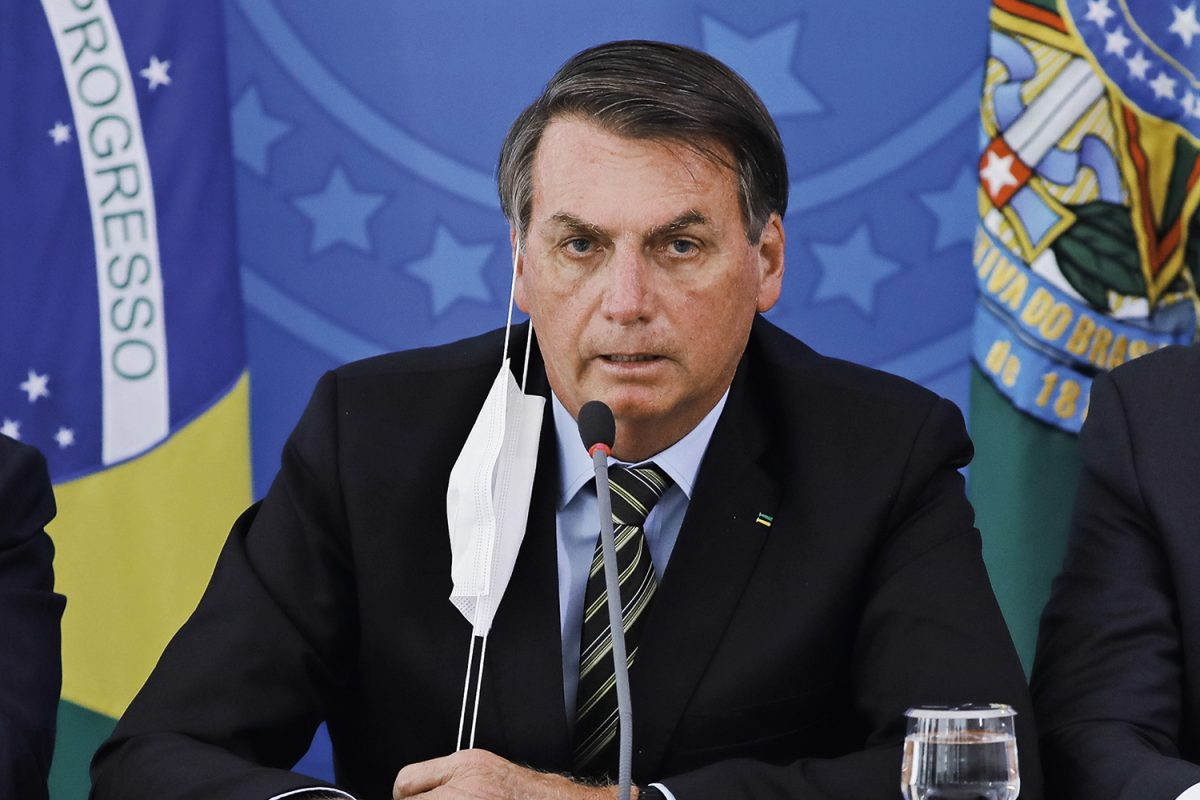 Siete de cada diez brasileños desaprueban gestión de Bolsonaro