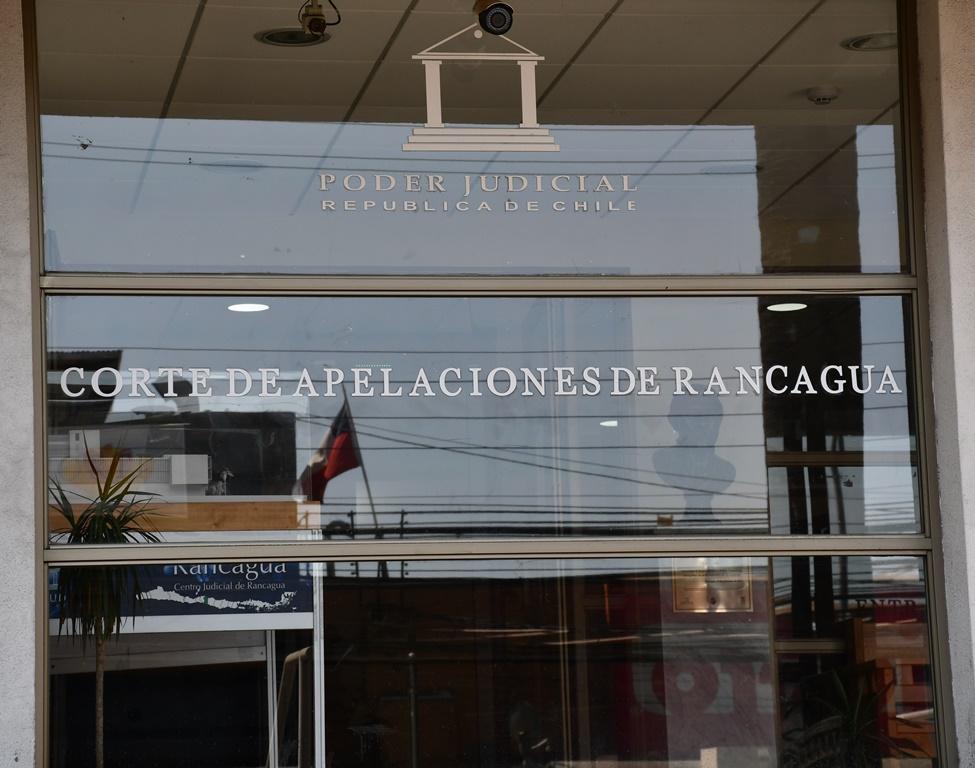 Corte de Rancagua mantiene prisión preventiva a ex Mayor de Carabineros imputado por cohecho y enriquecimiento injustificado