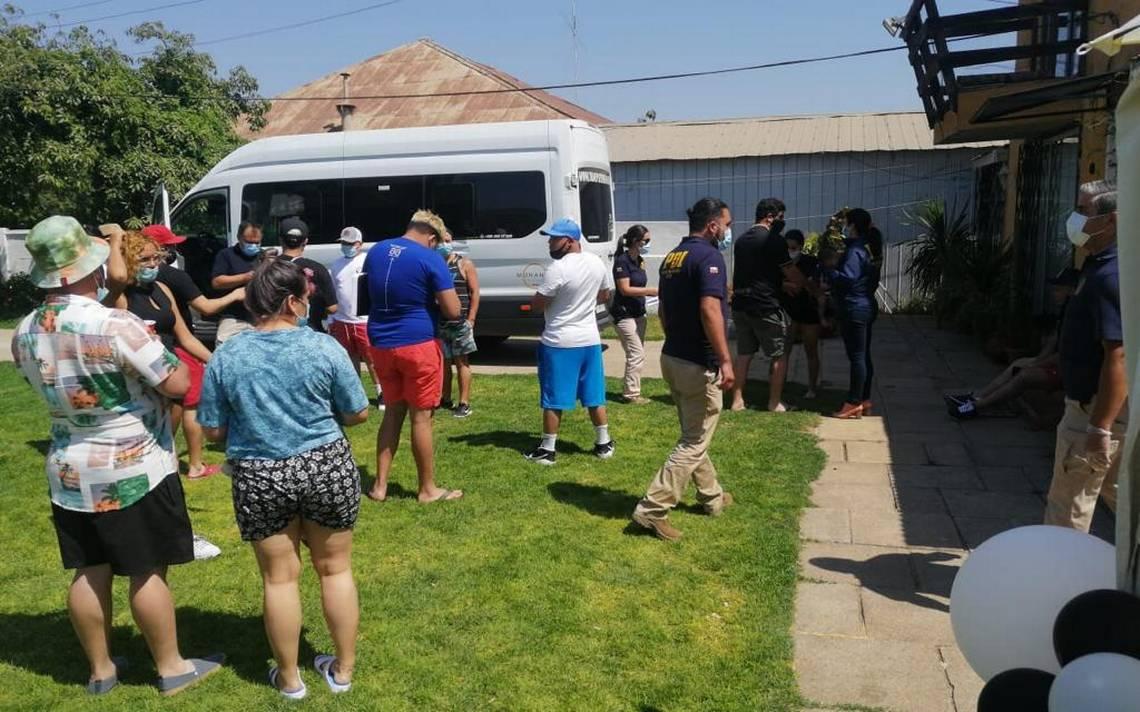 "Covid-19: Intendente de Valparaíso dijo que ""expulsará"" a extranjeros que participaron en fiesta en Villa Alemana"
