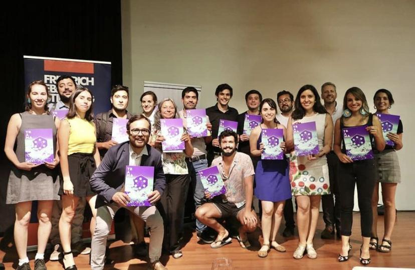 Una Nueva Constitución para un Nuevo Chile: Revista Trama lanza su sexta edición enfocada en el Proceso Constituyente