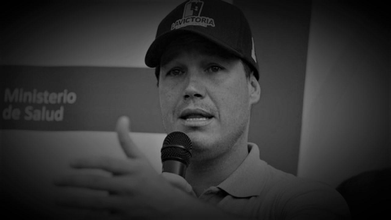 """George Forsyth: """"A esos delincuentes venezolanos los vamos a botar del Perú"""""""
