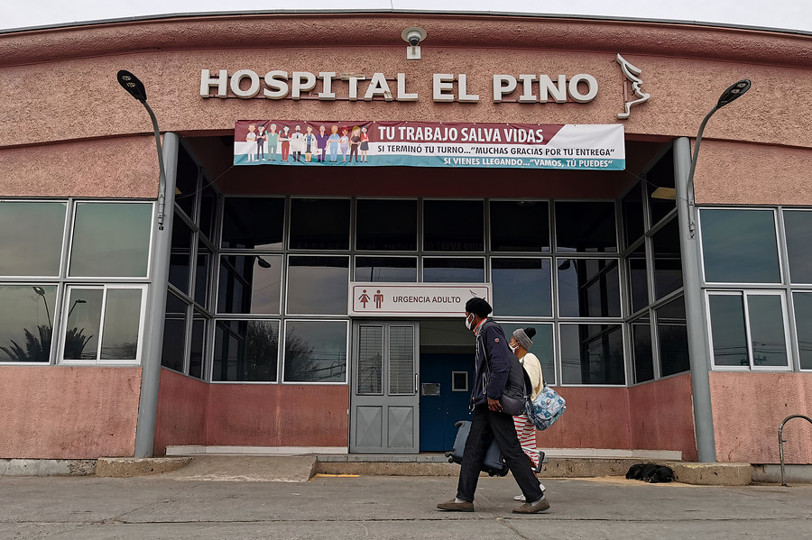 """Hospital El Pino: Funcionarios de urgencias en """"estado de alerta"""" tras agresiones de usuarios"""