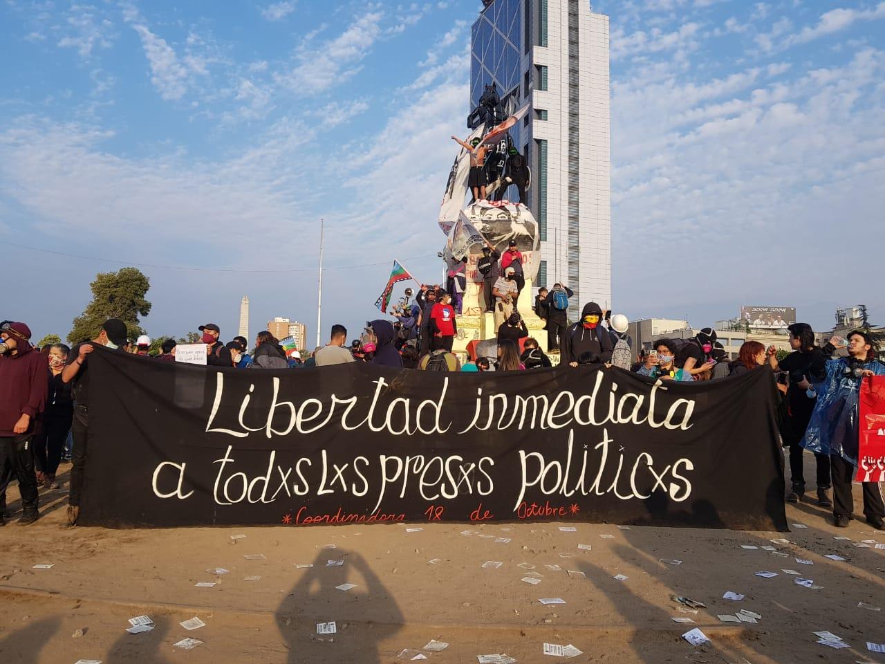La situación actual de los presos políticos de la revuelta y sus familias: «Estamos devastados»