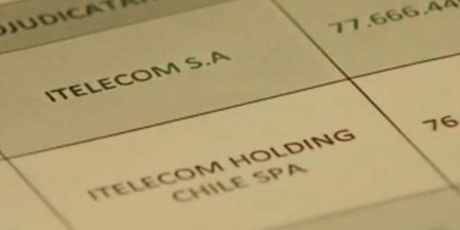 Itelecom habría pagado coimas a alcalde de San Joaquín Sergio Echeverría (PS) y a otros municipios