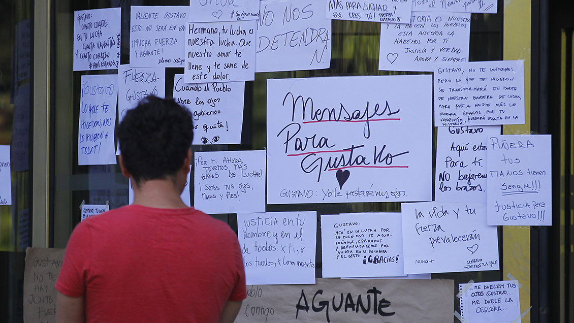 Senado convoca a Cátedra de DDHH de la U. de Chile para proyectar una ley de reparación a víctimas de la violencia estatal