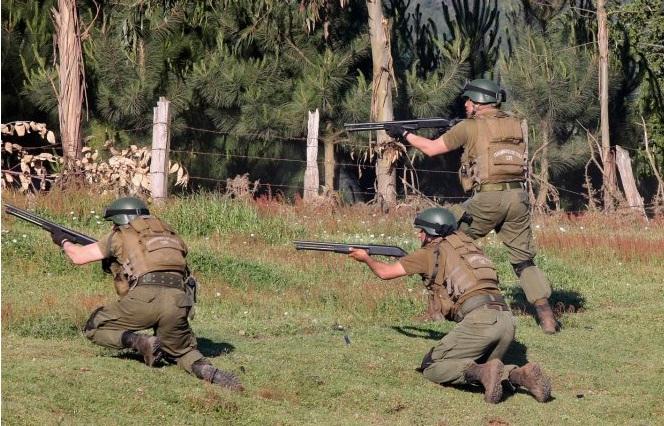 Violencia policial en La Araucanía: Cuando las víctimas son los niños y jóvenes mapuche