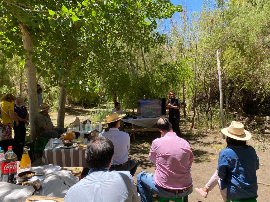 Paihuano: Presentan informe técnico para declarar el Río Cochiguaz como Santuario de la Naturaleza